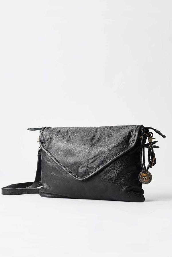 8f4fb56434da4 The Marseille Crossbody Clutch - Black | Fashion | Crossbody clutch ...