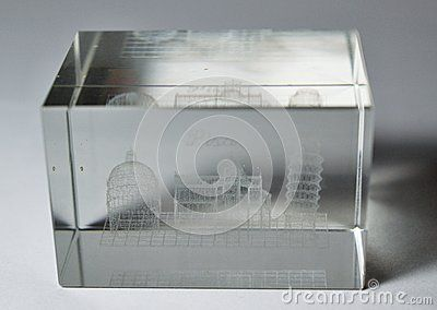 Pisa is a city in the Tuscany region of Italy, the capital of the province of the same name. Located on the banks of the River Arno. The picture is a 3D glass model.