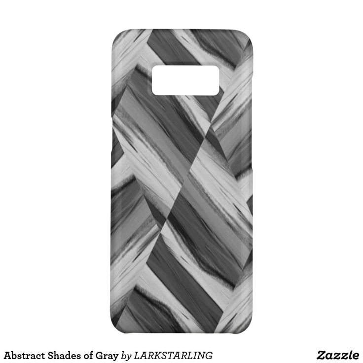 Abstract Shades Of Gray Case-Mate Samsung Galaxy S8 Case