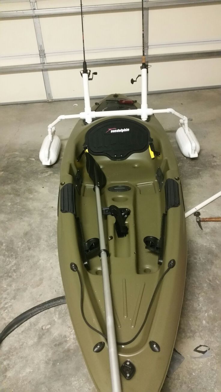 Best Kayak Stabilizers : Best kayak outriggers ideas on pinterest camping