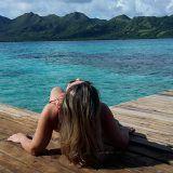 Ilha de Providência, caribe colombiano