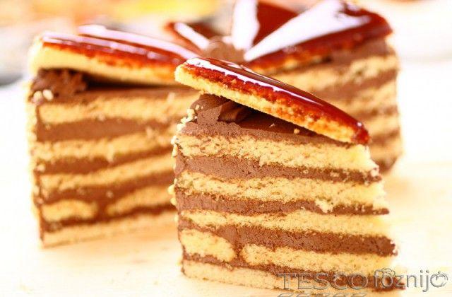 Dobos torta 2 | Recept | TESCO - Főzni jó