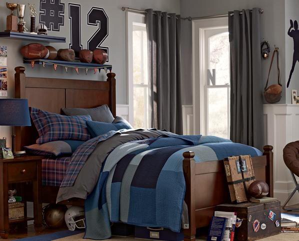 Decoracion dormitorios juveniles vintage varones buscar - Dormitorios juveniles chicos ...
