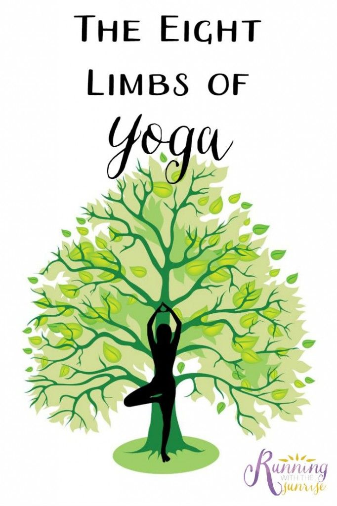 The eight limbs of yoga: why there's so much more to yoga than just yoga poses. This brief overview of the eight limbs will help you learn more about yoga.