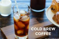 Cold Brew Coffee 水出し珈琲