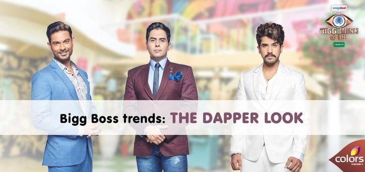 Bigg Boss Trends: The Dapper Look