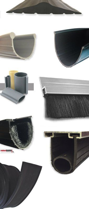 Garage Door Bottom Seal Weather Seal Material