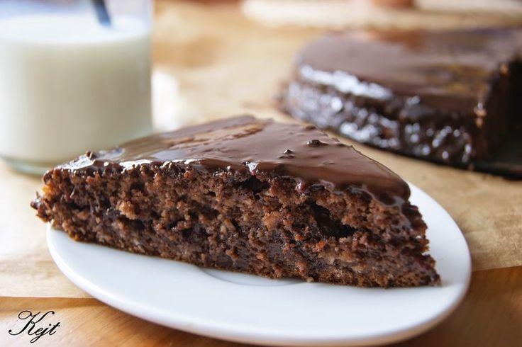 Najlepsze ciasto czekoladowo - kokosowe