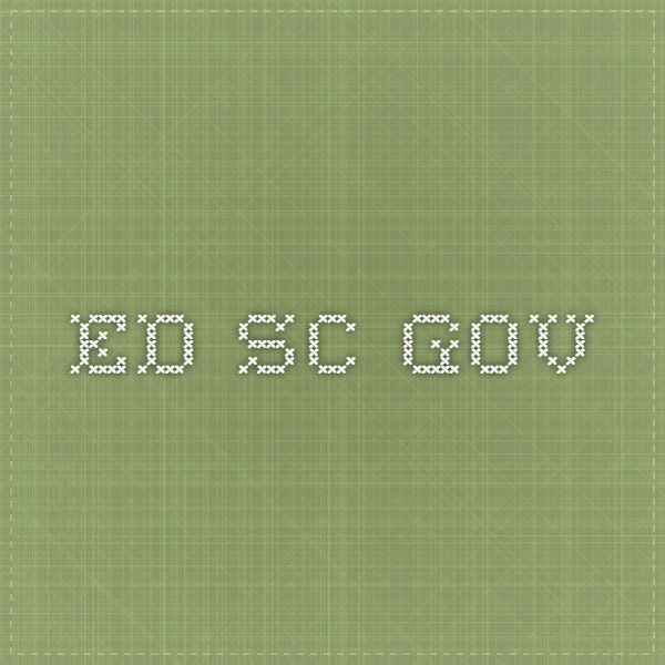 South Carolina Department Of Education Home Schooling Staff Directory Education