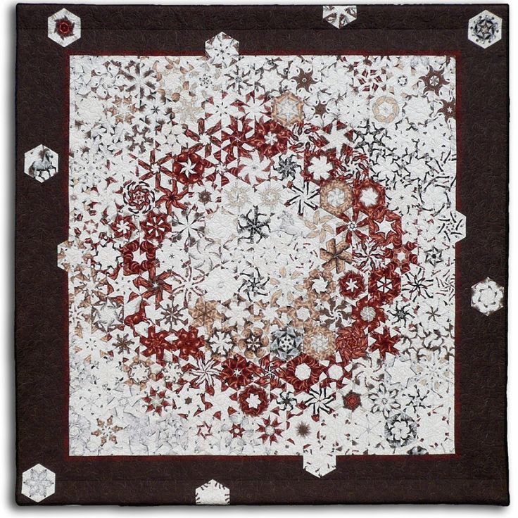 Мозаичные калейдоскопы Брюса Сидса - Перекрёсток полезности и красоты   Winner's Circle