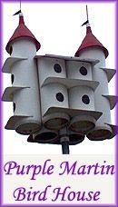 Purple Martin House Plans