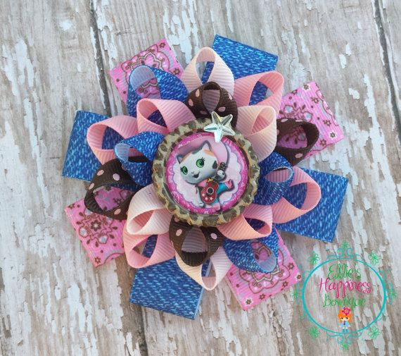 Disney Sheriff Callie character inspired by ElliesHappinessBows
