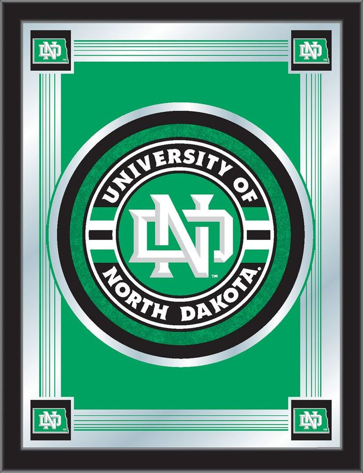 Logo Mirror - University of North Dakota
