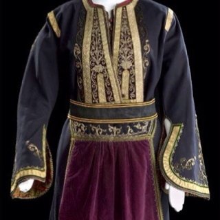 Greek traditional dress posted by National Hellenic Museum Chicago