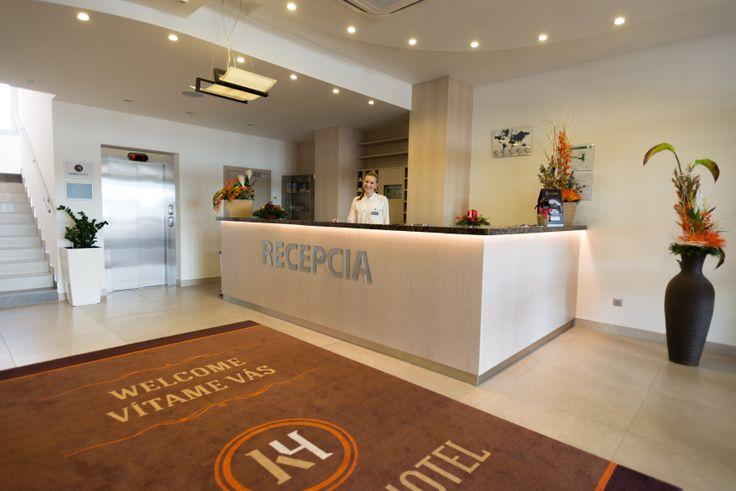 Reception #hotel