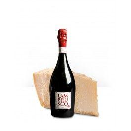 Parmigiano Reggiano e Lambrusco
