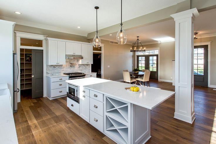 76 Best Bella Homes Iowa Kitchens Images On Pinterest