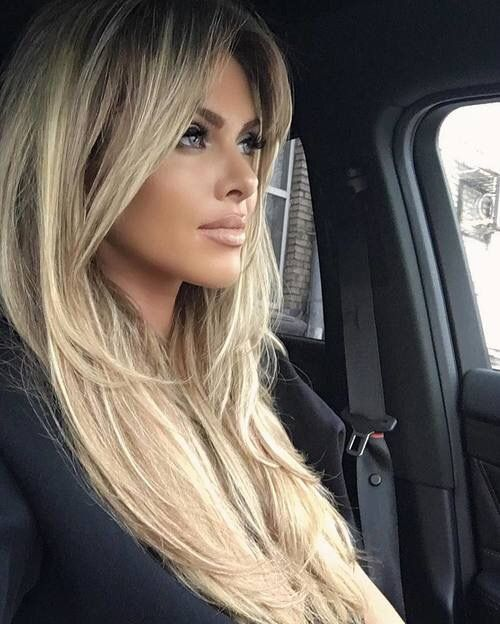 Best 25 Long Hair With Layers Ideas On Pinterest Hair