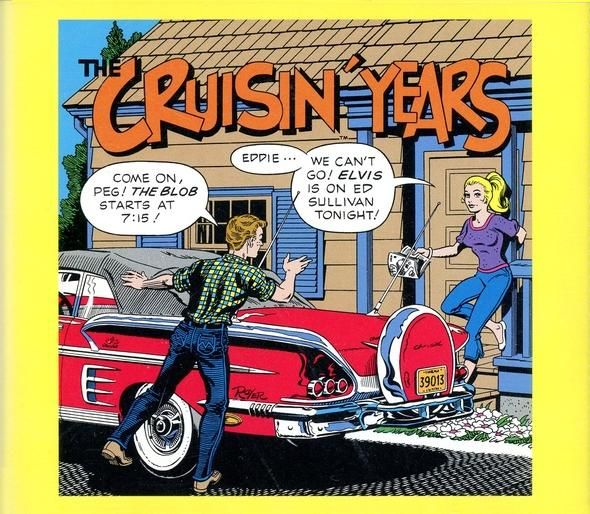 Free Comic Book Day Boston: 33 Best Ideas About Mike Royer ... The Cruisin' Years On