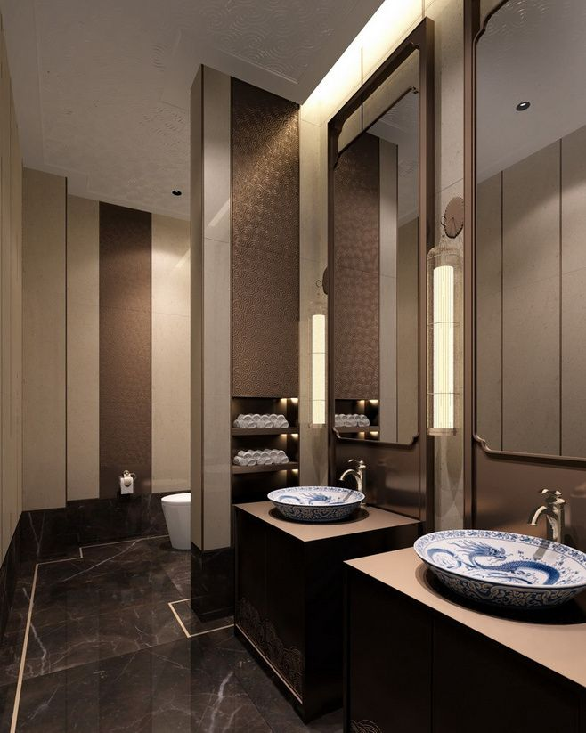 17 Best Images About Interiors Public Bathrooms On