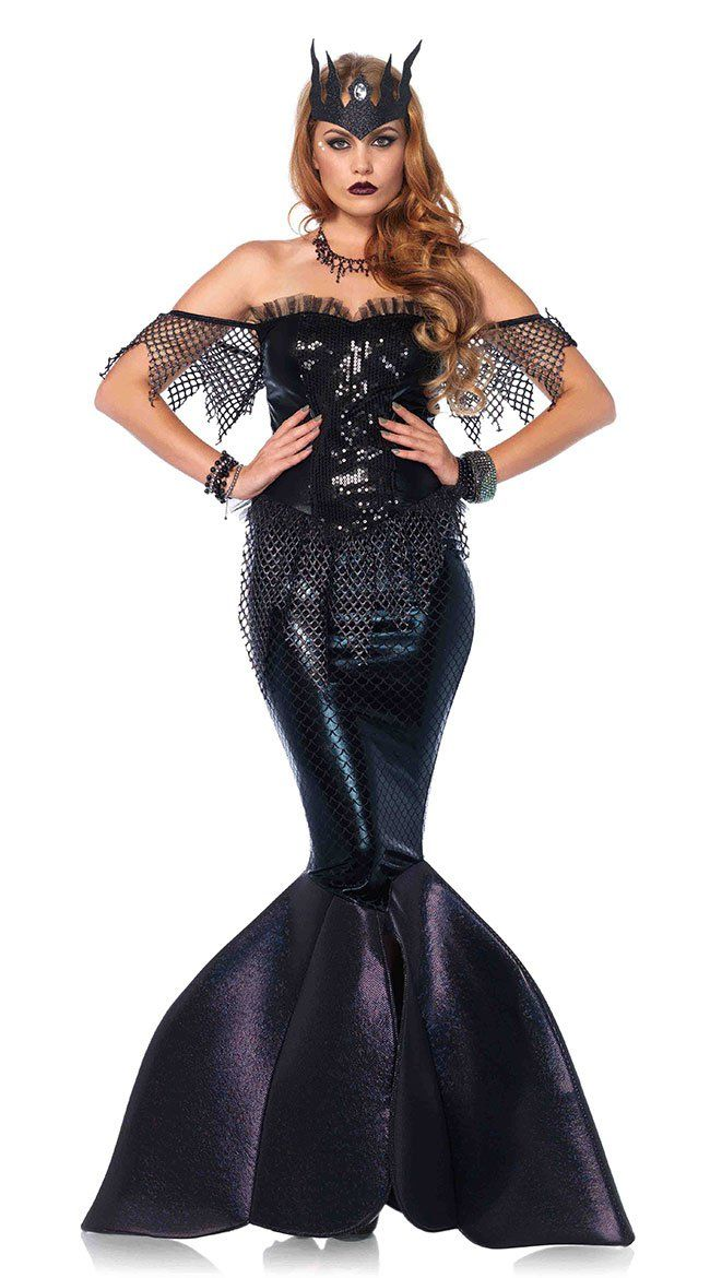 Dark Water Siren Costume ($80) | These 15 Mermaid Costumes Are So Cute — and You Can Order Them Online! | POPSUGAR Love & Sex