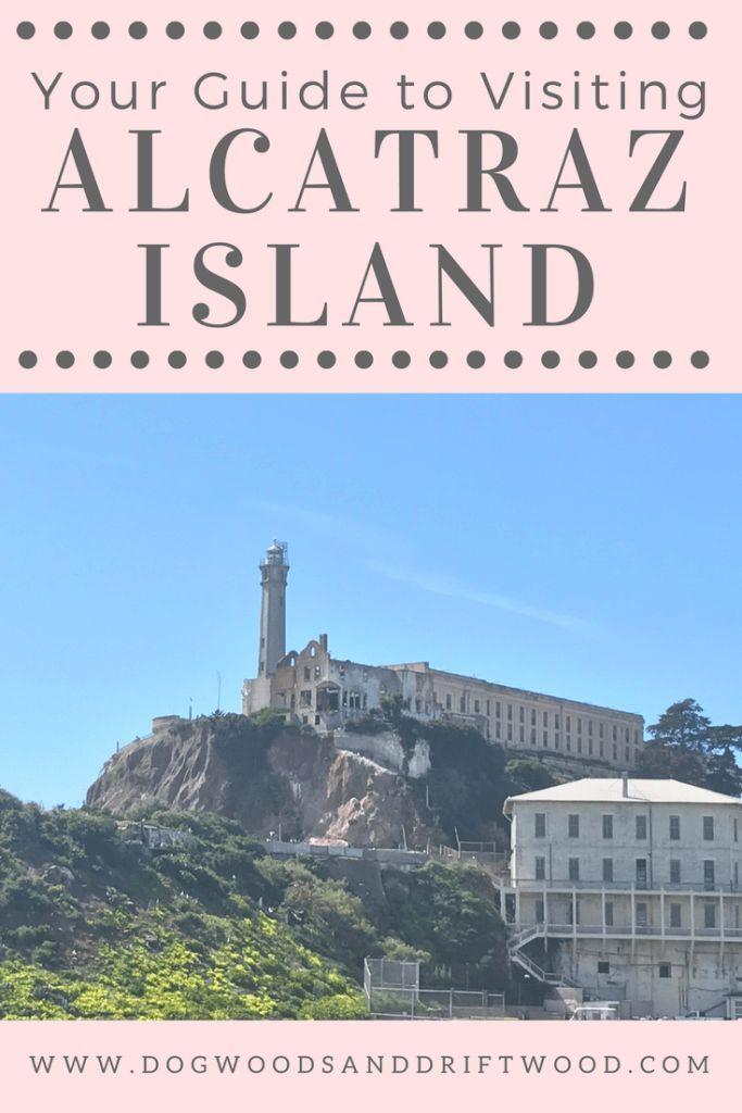 Alcatraz Island Tour California National Parks California