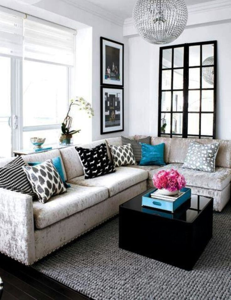 Small Living Room Decor Ideas With Taste