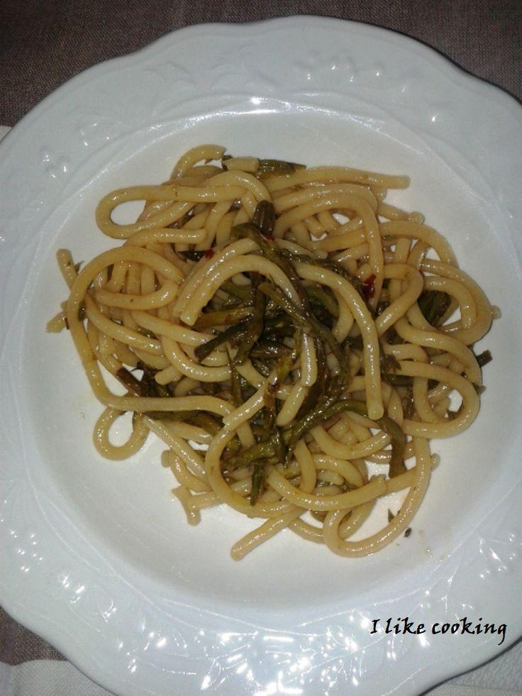 Pici con asparagi
