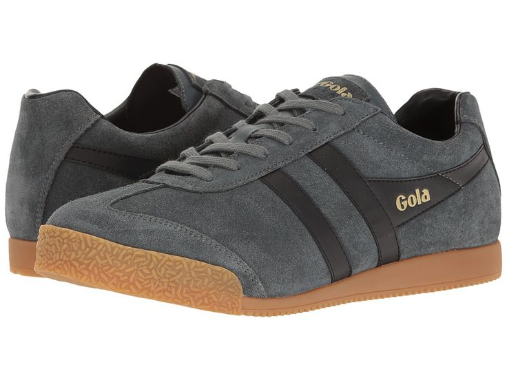 Gola men's trainer, Gola Harrier was originally created in 1968 and was  suitable for a variety of sports and general training. Since its launch,  the Gola ...