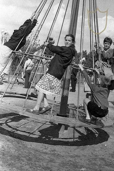 1956. Efteling, Kaatsheuvel