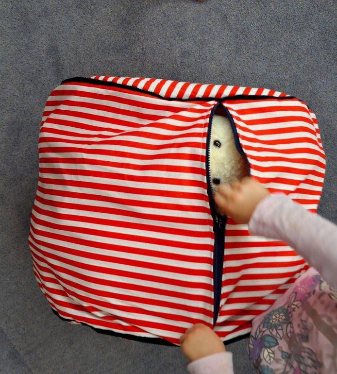 Хранение мягких игрушек от пользователя «dariasergeeva» на Babyblog.ru