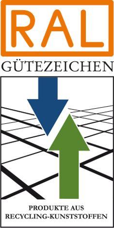 Recycling-Kunststoffe für versiegelungsfreie Bodenbefestigungssysteme und Erosionsschutz-Gitter