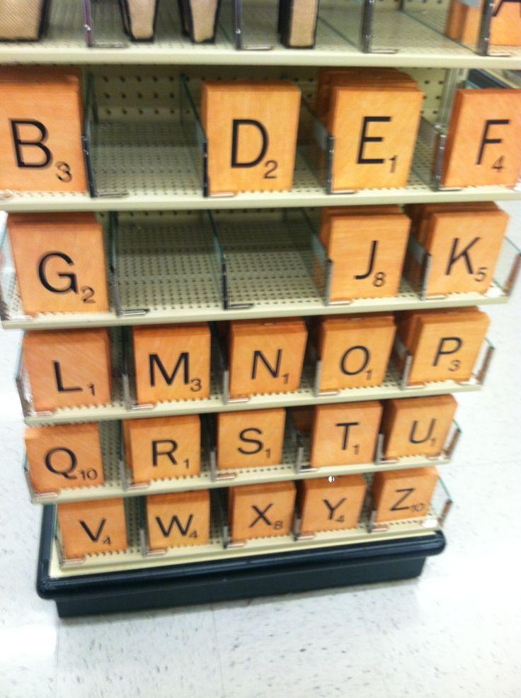 Scrabble Letters 10 00 Each Hobby Lobby Baby Room Ideas