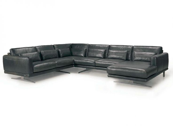 Airopeli Leather Sectional : Leather Furniture Expo