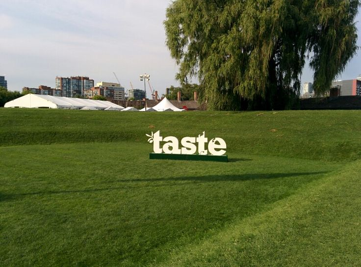 Taste of Toronto 2015 in Toronto, ON