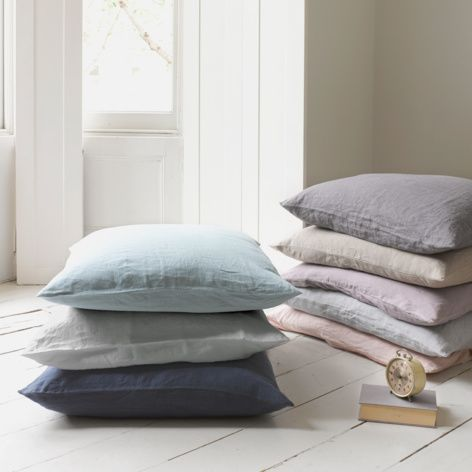 Scrunch Cushions   Loaf