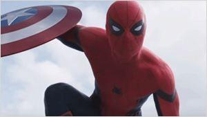'Capitán América: Civil War': El secreto sobre Spider-Man que oculta el último tráiler