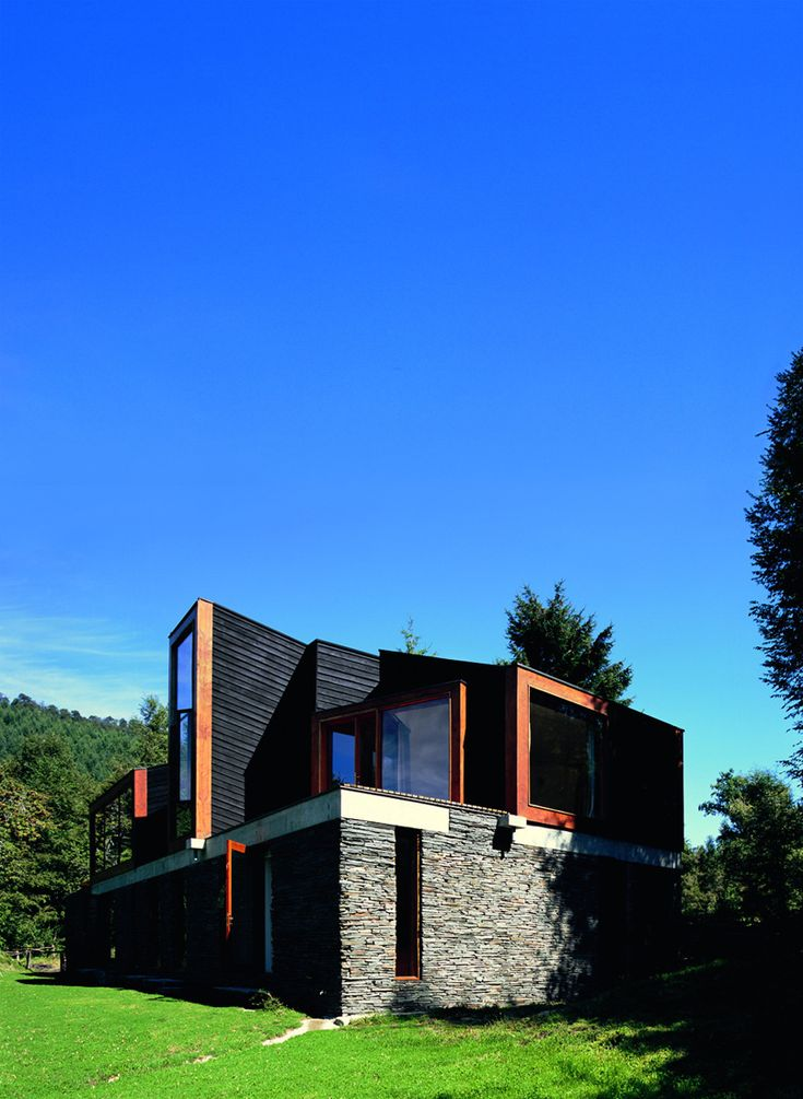 Pirihueico House / Alejandro Aravena