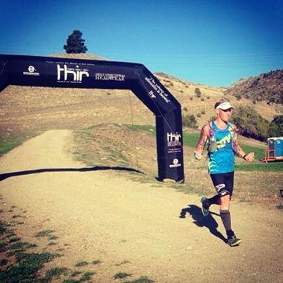 Matty Abel Northburn 100 ultra , New Zealand