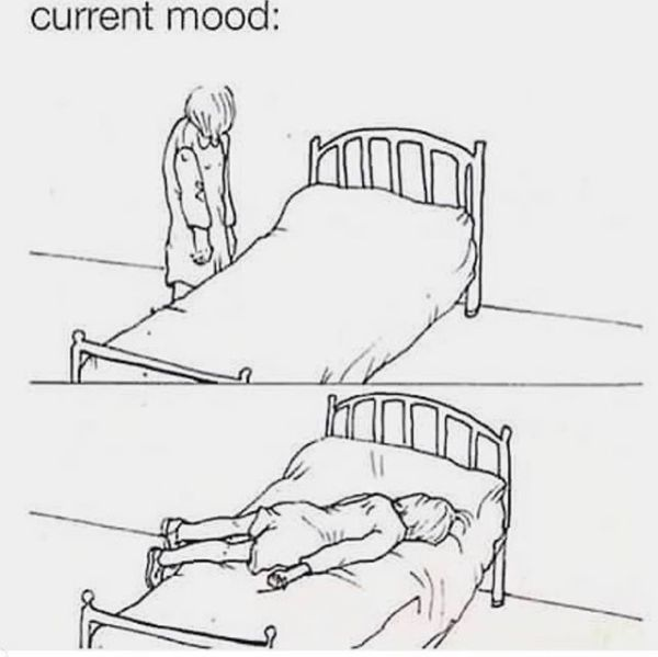 30 Memes That Nail What It's Like to Have Chronic Fatigue
