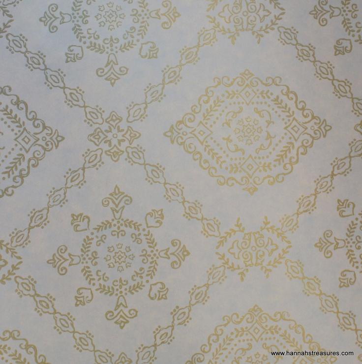 antique cream wallpaper - photo #8