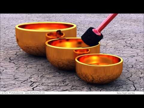 9 HOURS Tibetan Healing Sounds - Singing Bowls - Natural sounds Gold for Meditation & Relaxation - YouTube
