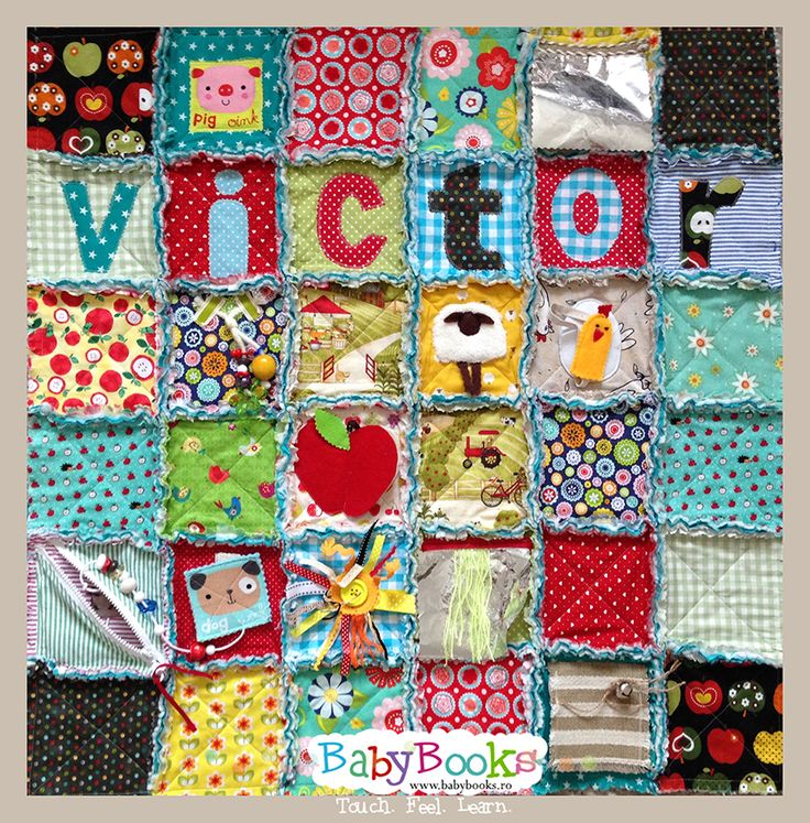Victor's Play Blanket