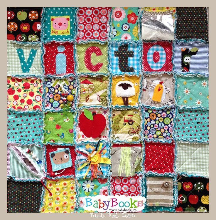 Victor's Play Blanket