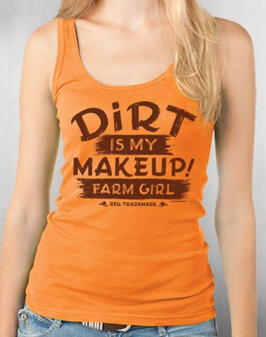 Farm Boy Co-op & Feed Co., LLC - Dirt Makeup Jr Tank