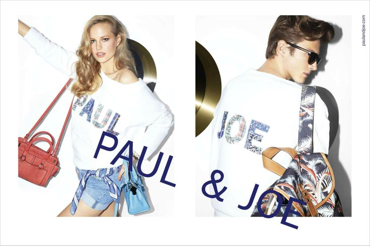 Paul & Joe - - Spring 2014 - Ad Campaign | TheImpression.com