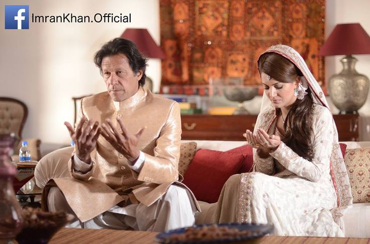 Imran Khan has married Reham Khan in a simple ceremony in Bani Gala today. The