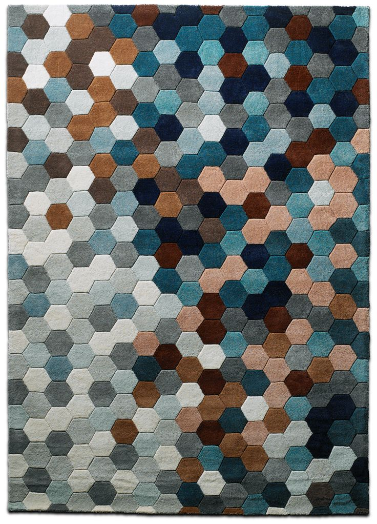 17 best ideas about carpet design on pinterest hexagon for Bo concept