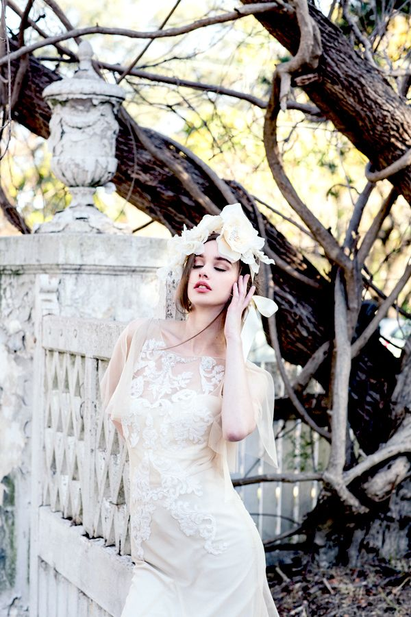 Wedding Inspo | Bride La Boheme