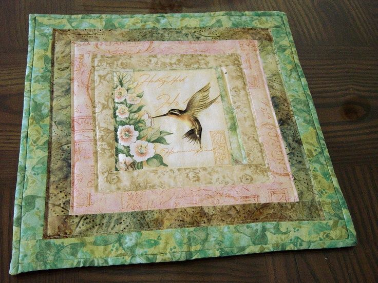 1727 best images about Mug Rugs on Pinterest Table runners, Mug rugs and Mini quilts